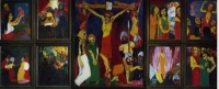 Exposition Nolde - oeuvres religieuses