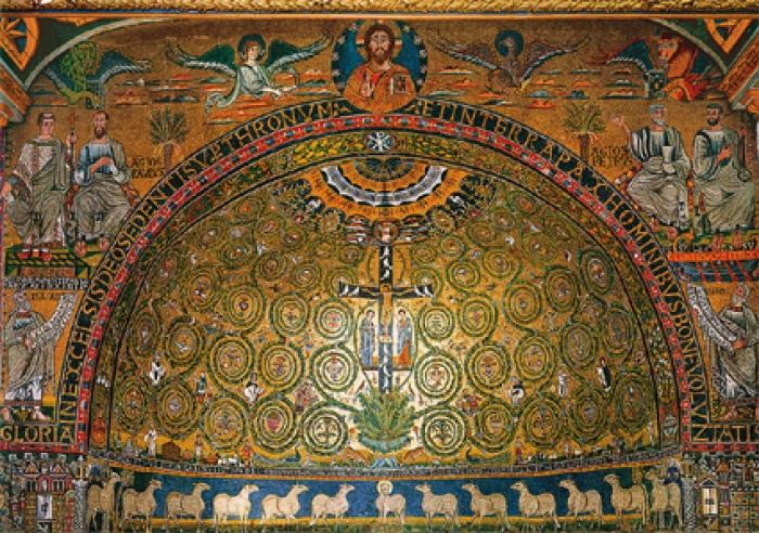 P ques ann e de la foi le credo 8 la r surrection centre d 39 enseignement de th ologie for Comfaience saint clement
